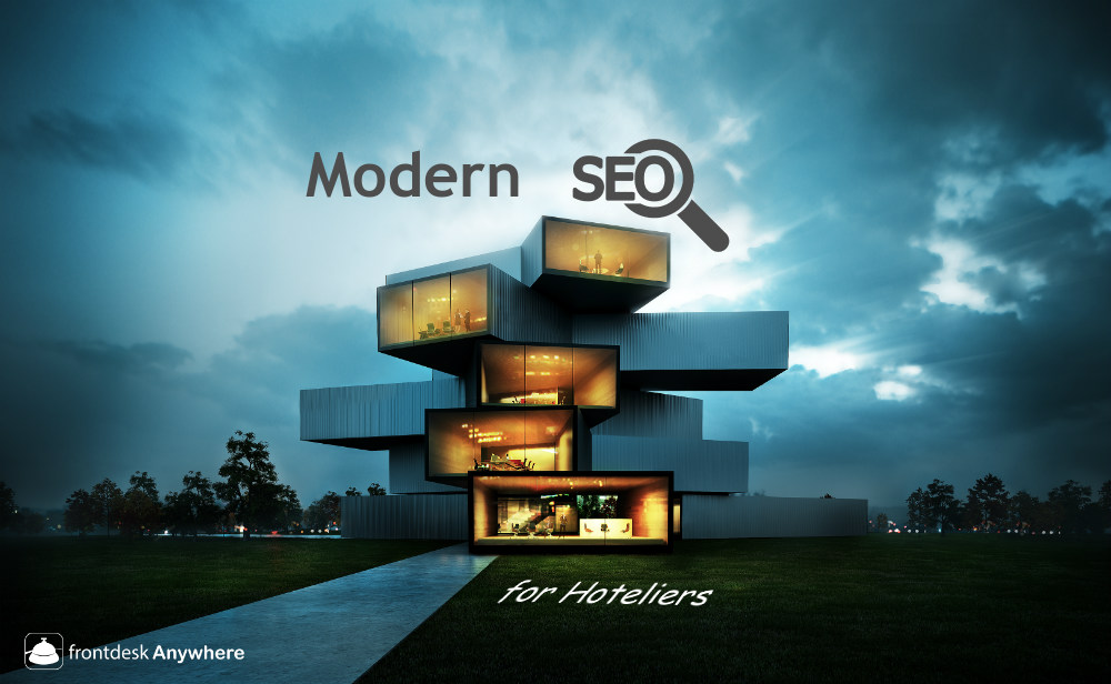 Simple Modern SEO for Hoteliers
