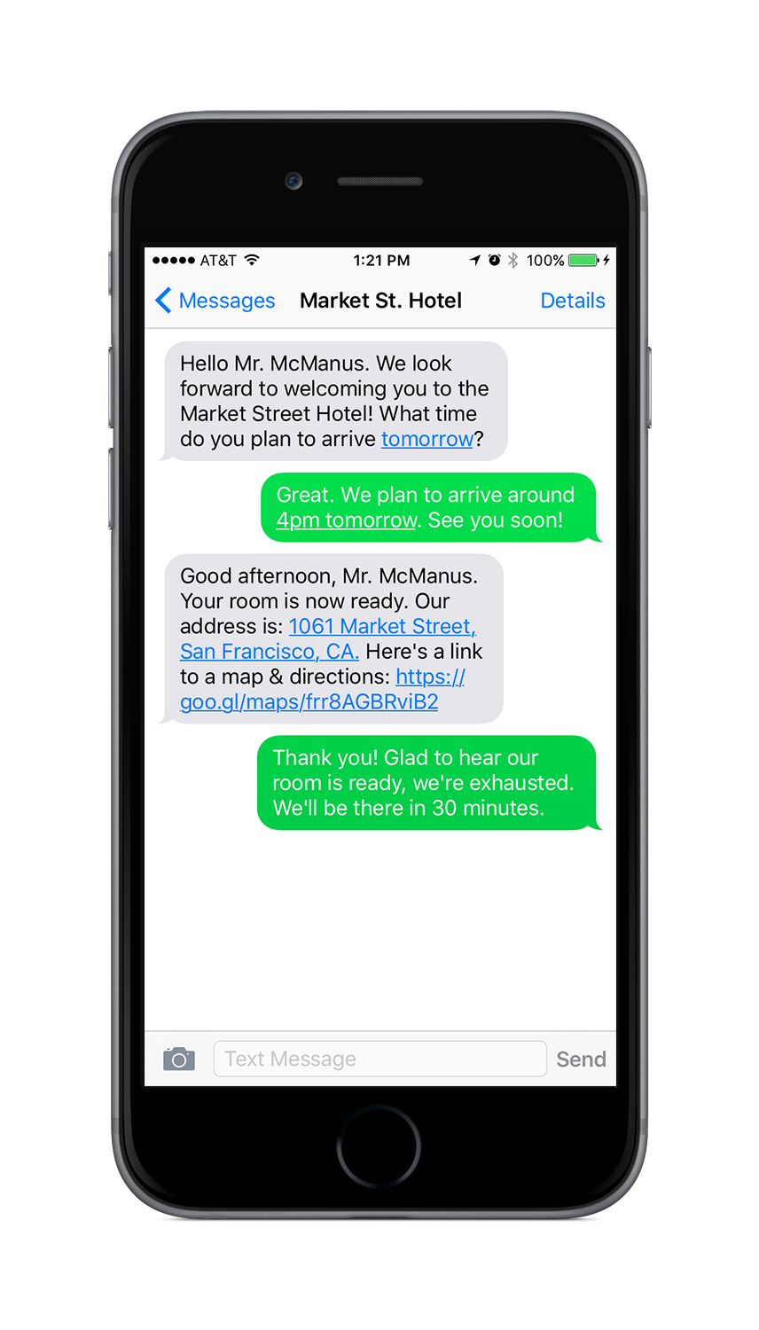 Best Practices for Text-Messaging with Guests