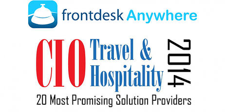 CIO Review Names Frontdesk Anywhere in Top 20 Hotel Solution