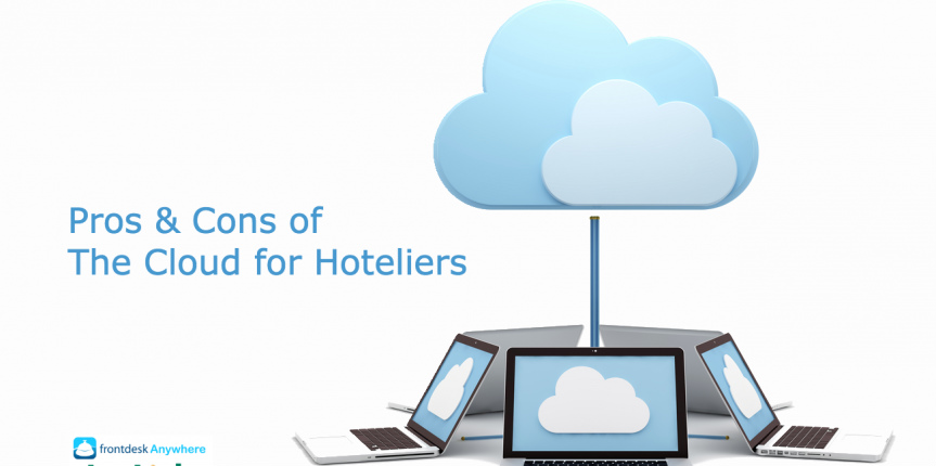 Pros and Cons of The Cloud - Webinar - Frontdesk Anywhere