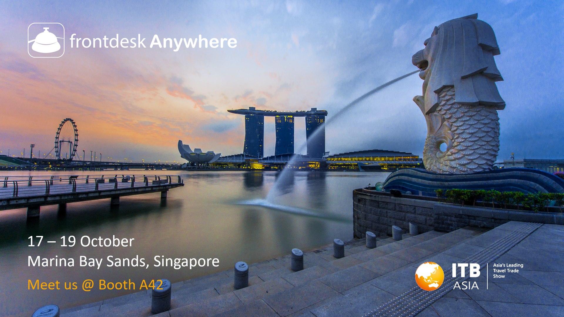 FDA ITB Singapore 2018