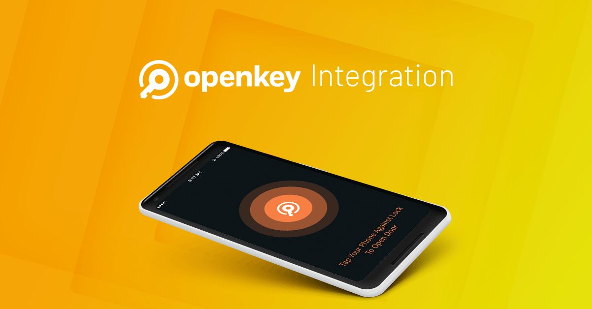 Openkey-email-integration